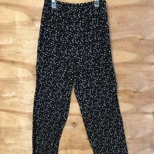 ☀️Vintage studio women's size M/P pants boho